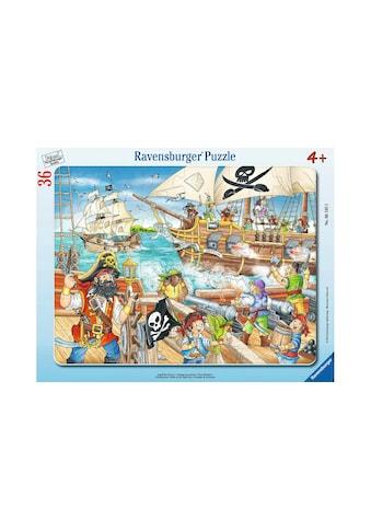 Ravensburger Puzzle »Angriff der Piraten« kaufen