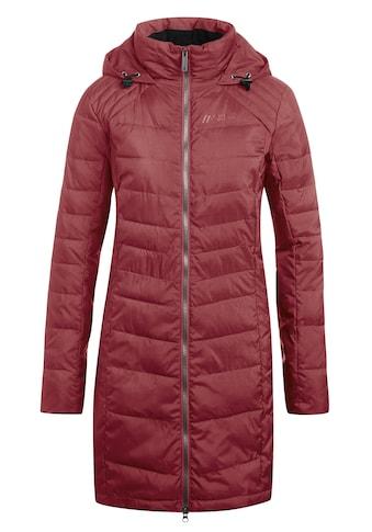 Maier Sports Steppjacke »Pimi Coat W«, modischer Wintermantel kaufen