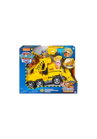 Pure 2 Improve Spielzeug-Bagger »Cars Paw Patrol Ultimate Construction Truck« kaufen