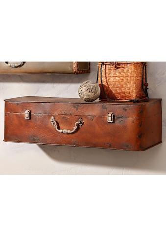 Home affaire Konsolentisch »Koffer« kaufen