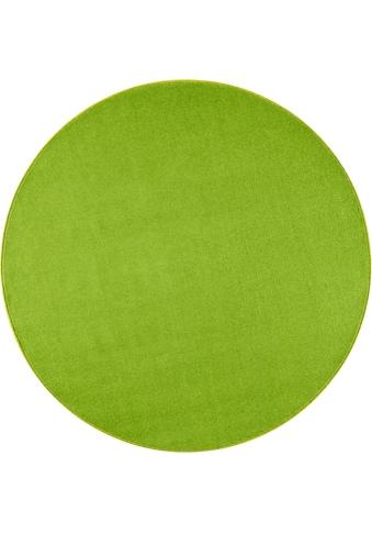 Teppich, »Shashi«, HANSE Home, rund, Höhe 8,5 mm, maschinell gewebt kaufen