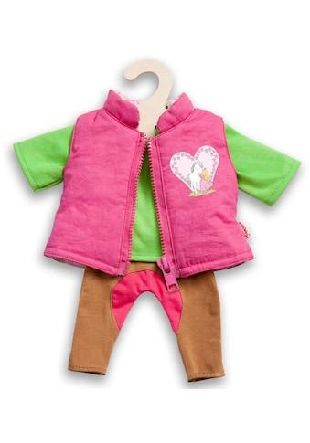 Heless Puppenkleidung »Reiteroutfit«, (Set, 3 tlg.) kaufen