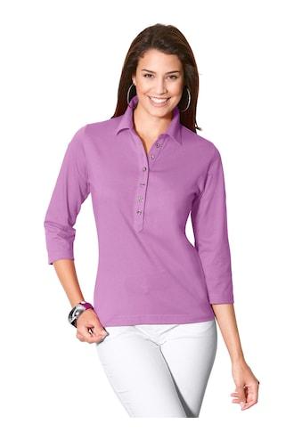 Casual Looks Poloshirt in PUREWEAR - Qualität kaufen