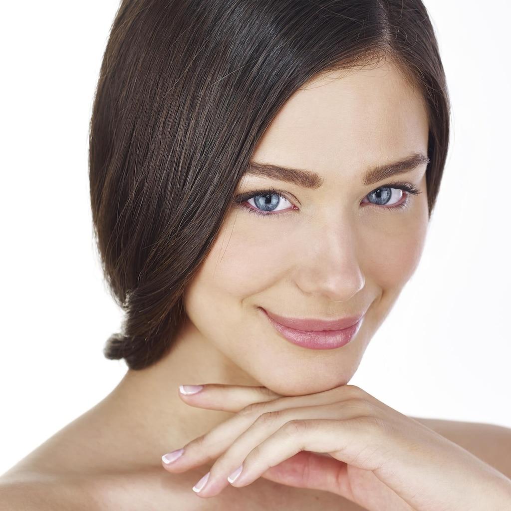 Braun Elektrische Gesichtsreinigungsbürste »Gesichtsepilierer und Gesichtsreinigungsbürste FaceSpa 810«