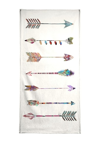 "Handtuch ""Seven Arrows"", Juniqe kaufen"