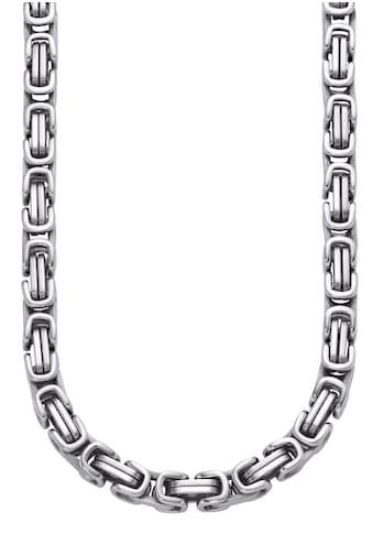 Firetti Edelstahlkette »Königskette, 6,5 mm breit« acheter