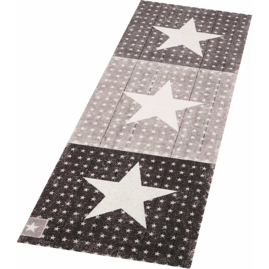 Zala Living Läufer »Star Boulevard«, rechteckig, 5 mm Höhe, waschbar, In- und Outdoor geeignet