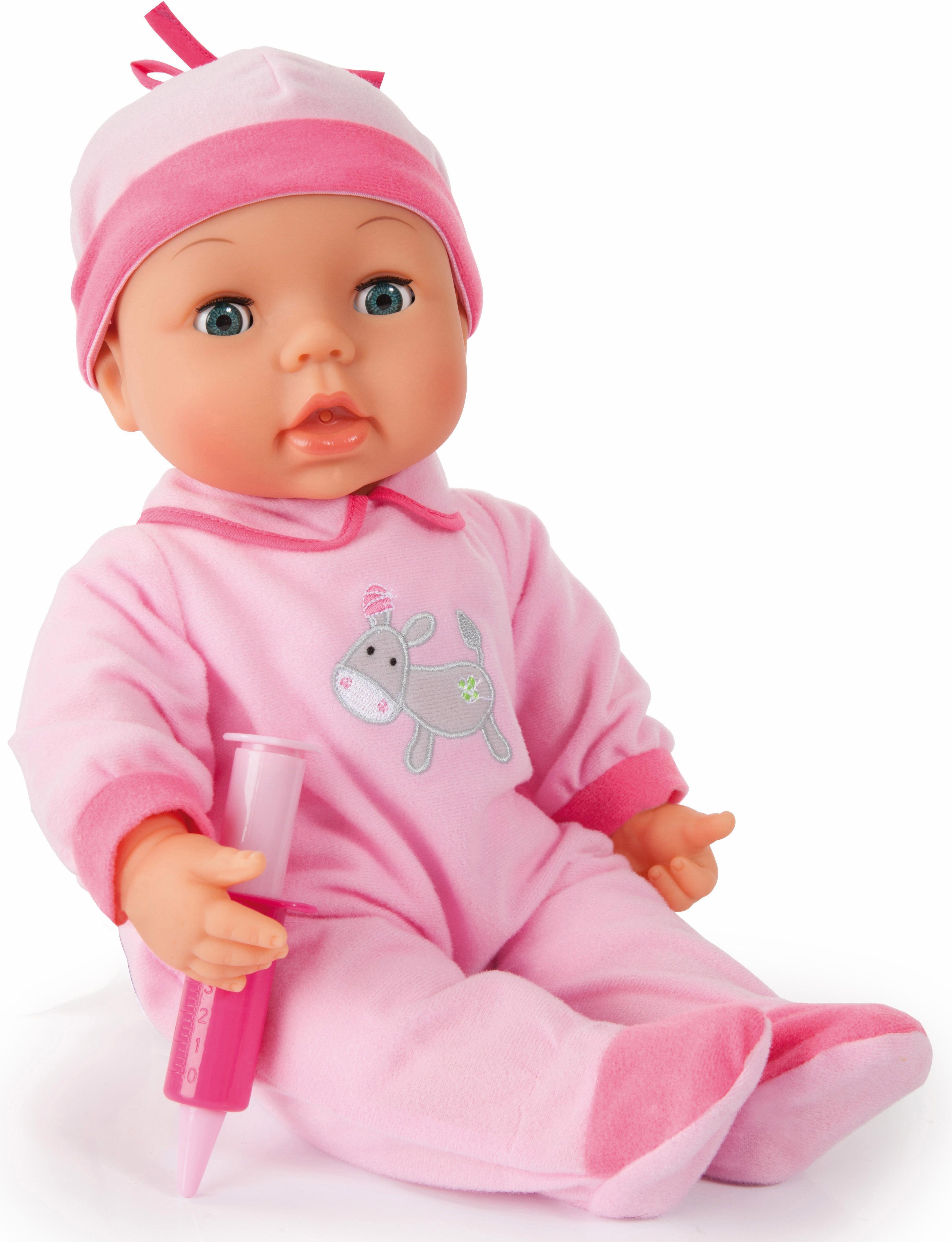 "Image of Bayer Babypuppe ""Doktor Set"" (5-tlg.)"
