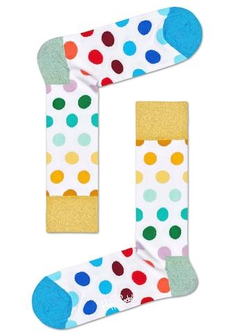 Happy Socks Socken »Pride Box«, (Box, 3 Paar), in ansprechender Geschenkbox kaufen