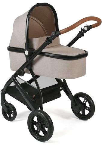 CHIC4BABY Kombi-Kinderwagen »Torre, Jeans Beige«, 15 kg, ; Kinderwagen kaufen