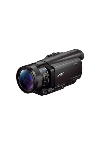 Videokamera, Sony, »FDR - AX100EB Schwarz« kaufen