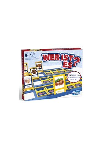 Ratespiel, Hasbro, »Wer ist es?« kaufen