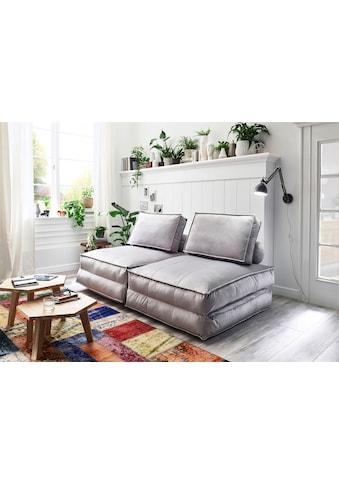 ATLANTIC home collection XXL-Sessel, XXL-Sessel wandelbar zum Gästebett kaufen