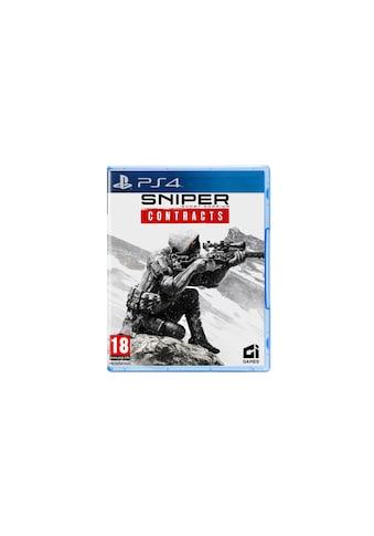 Spiel »Sniper: Ghost Warrior Contracts«, PlayStation 4, Standard Edition kaufen
