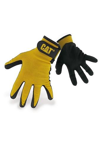 CATERPILLAR Multisporthandschuhe »17416 Herren Nylon-Handschuhe mit Nitrilbeschichtung« kaufen