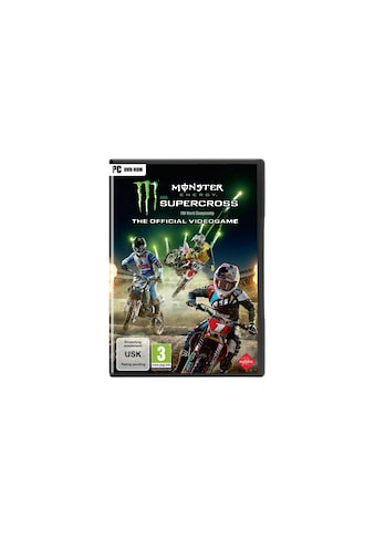 Monster Energy Supercross, Big Ben Interactive, » The Official Videogame« kaufen