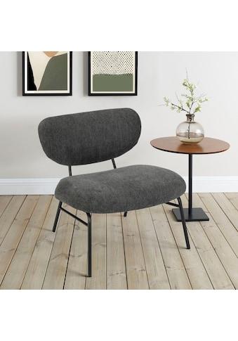 andas Polsterstuhl »Arna«, Design by Morten Georgsen, Gestellfarbe passend zum Cord... kaufen