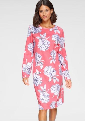 Cybèle Nachthemd, in legerer Form mit Blumendruck kaufen