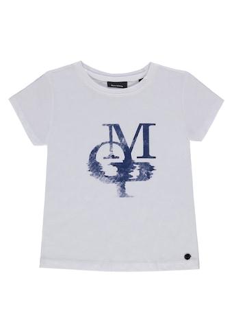 Marc O'Polo Junior T-Shirt Vintage-Logoprint kaufen
