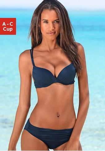 s.Oliver Beachwear Push - Up - Bikini kaufen