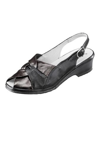 Aco Sandalette mit Perlmutt - Schimmer kaufen