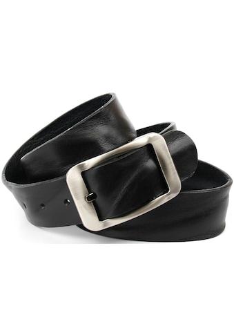Anthoni Crown Ledergürtel, mit genarbter Oberfläche kaufen