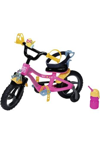 Baby Born Puppen Fahrzeug »Fahrrad« kaufen
