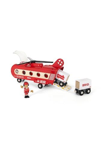 BRIO® Spielzeug-Auto »Transporthubschrauber« kaufen