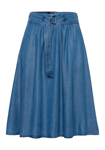 MORE&MORE Midi Lyocell Skirt Active kaufen