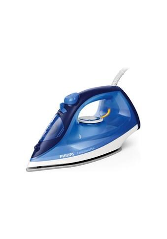 Philips Dampfbügeleisen »GC214521, Blau«, 2100 W kaufen