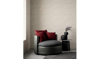 ATLANTIC home collection XXL-Sessel, runder Big Sessel, Sitz, Rücken und Zierkissen... kaufen
