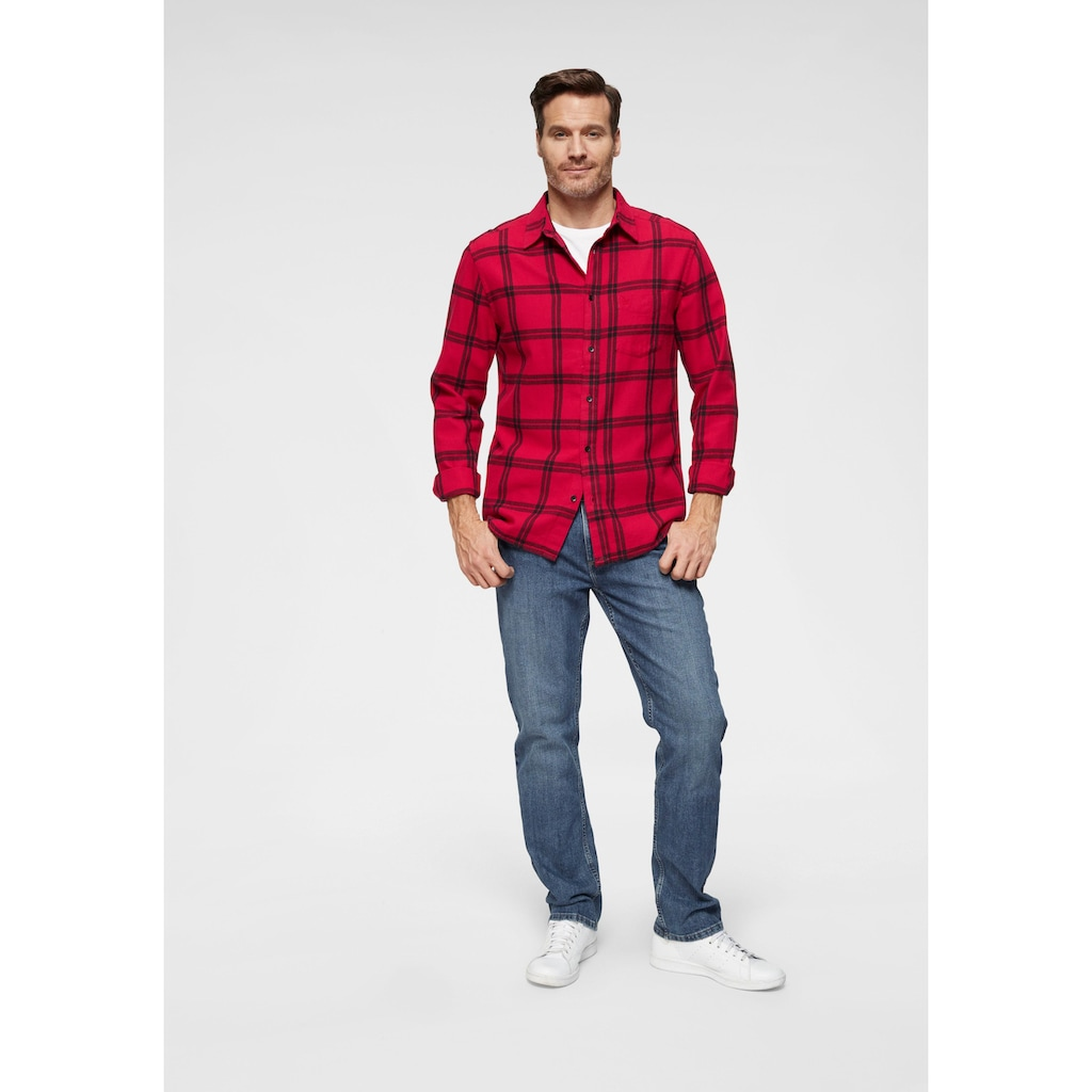 Wrangler Straight-Jeans »Authentic Straight«