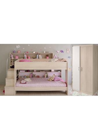 Parisot Jugendzimmer - Set »Bibop« (Set, 2 - tlg) kaufen