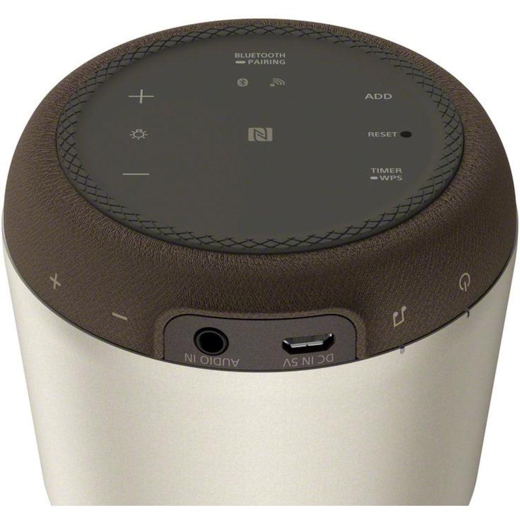 Sony Bluetooth-Lautsprecher »LSPX-S2«