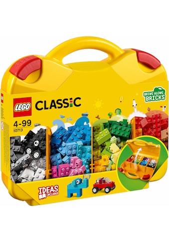 """LEGO® Konstruktionsspielsteine """"Starterkoffer  -  Farben sortieren (10713), LEGO® Classic"""", (213 - tlg.) kaufen"""