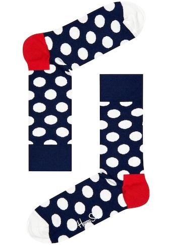 Happy Socks Socken »Big Dot«, mit Punktemuster kaufen