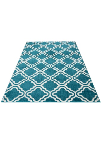 Teppich, »Debora«, my home, rechteckig, Höhe 13 mm, maschinell gewebt kaufen