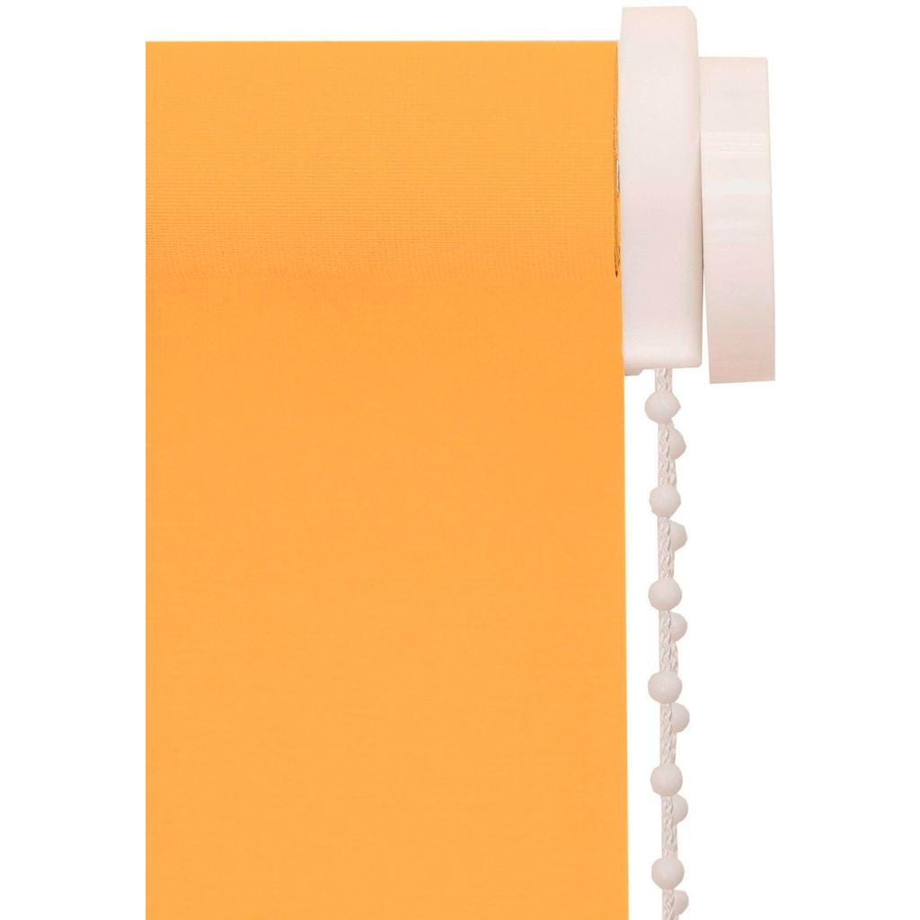 sunlines Seitenzugrollo »One size Style Peach«, Lichtschutz, freihängend, Made in Germany