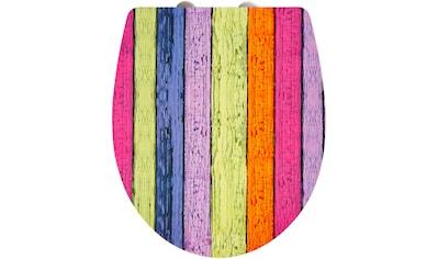 ADOB WC-Sitz »Imola Colours«, Mit Absenkautomatik kaufen