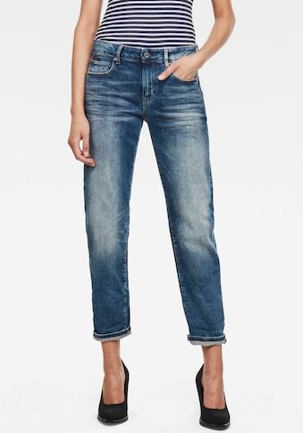 G-Star RAW Boyfriend-Jeans »Kate Boyfriend«, mit authentischen Used Effekten kaufen