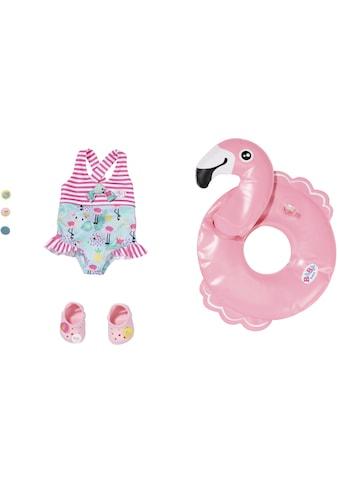 """Baby Born Puppenkleidung """"Holiday Schwimmspass"""", (Set, 9 - tlg.) kaufen"""
