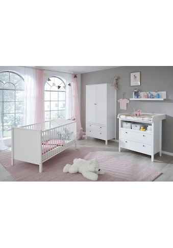 Babyzimmer - Komplettset »Westerland« (Set, 4 - tlg) kaufen