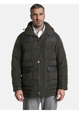 Charles Colby Parka »EARL TIMOTHY«, gesteppte Winterjacke kaufen