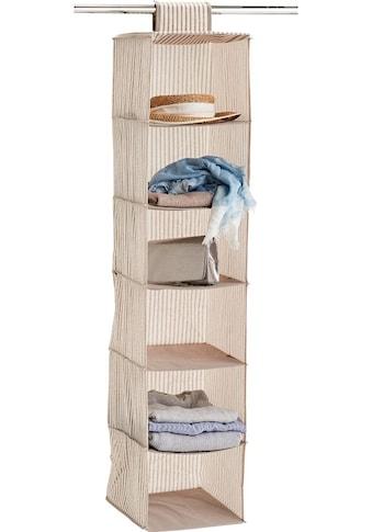 Zeller Present Allzweckkorb »Stripes« kaufen