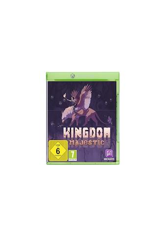 Kingdom Majestic  -  Limited Edition, GAME kaufen