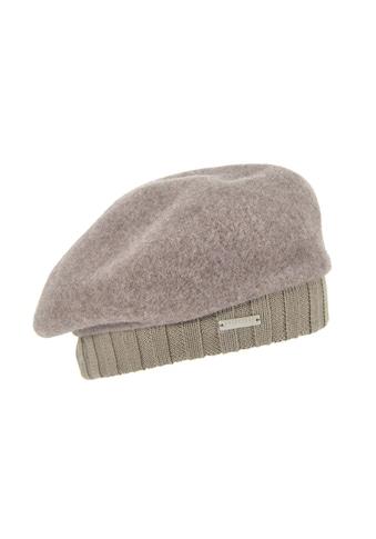 Seeberger Fleecemütze »Baske mit Strickbund 18055-0« kaufen