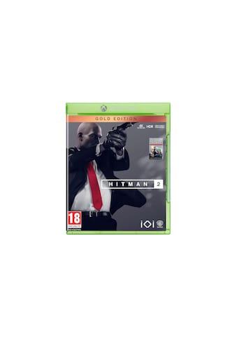 Hitman 2  Goldfarben Edition, WARNER BROS. INTERACTIVE kaufen