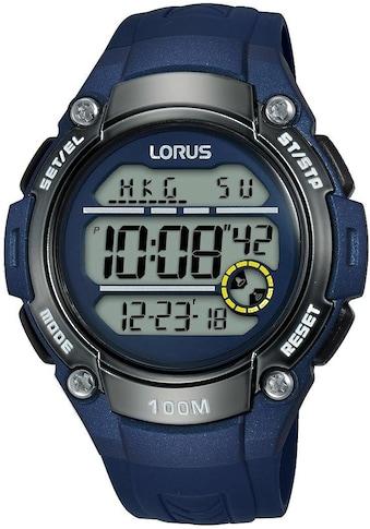 LORUS Chronograph »R2329MX9« kaufen