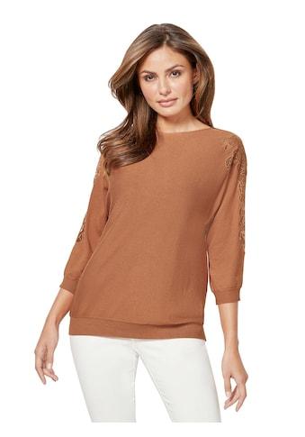 Lady Pullover mit Fledermaus - Ärmeln kaufen