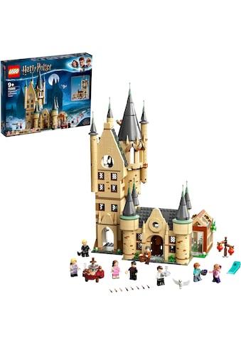 LEGO® Konstruktionsspielsteine »Astronomieturm auf Schloss Hogwarts™ (75969), LEGO®... kaufen